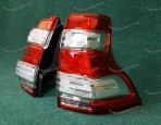 Рестайлинговые стоп сигналы на Toyota Land Cruiser Prado 150 с 2009г.