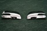 Хром накладки на уши на Toyota Land Cruiser Prado 150