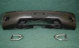 Передний бампер на Nissan Patrol 62, тип 1