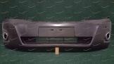 Передний бампер на Nissan Patrol 62 тип 2