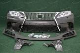 Комплект рестайлинга F-Sport на Lexus RX в 2012-2015г.