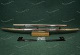 Передняя дуга на Toyota Land Cruiser Prado 150, металл