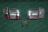 Тюнинг стоп сигналы на Nissan Patrol 62