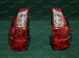 Cтоп сигналы на Lexus GX470 и Toyota Land Cruiser Prado 120 стиль Lexus