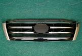 Решетка радиатора LX Mode на Toyota Land Cruiser Prado 150 2013-2017г. черная