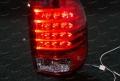 Диодные стоп сигналы на Toyota Land Cruiser 100, 105 в стиле Lexus