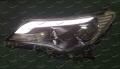 Тюнинг фары на Toyota Rav4 Линзы, ДХО 2013-2015г.