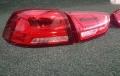 Тюнинг стоп сигналы на Mitsubishi Lancer 2006-2016г. красные