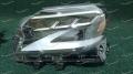 Диодные фары на Lexus GX460 13-19г. в стиле 2020.