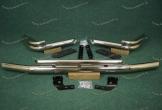 Передняя и задняя дуги на Toyota Land Cruiser 100, металл